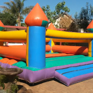 Jumping castle 4.5 x 4.5m